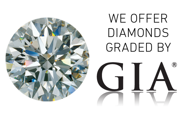 Diamonds Graded by GIA®