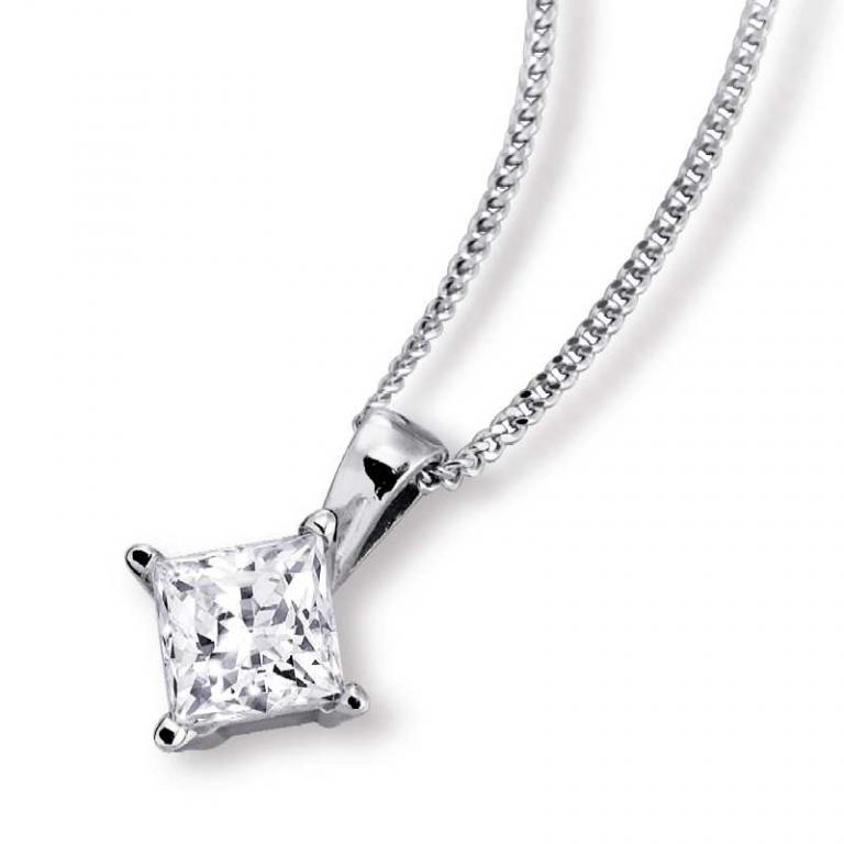 Princess pendant svetlana petrov diamonds aloadofball Choice Image